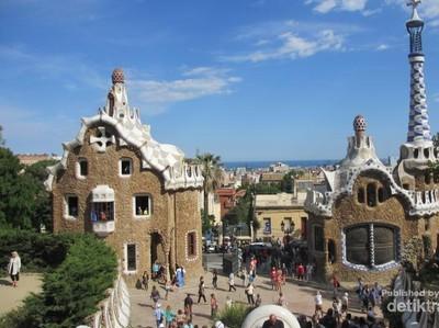 Harus Liburan ke Barcelona! Ada Banyak Gedung Unik di Sana