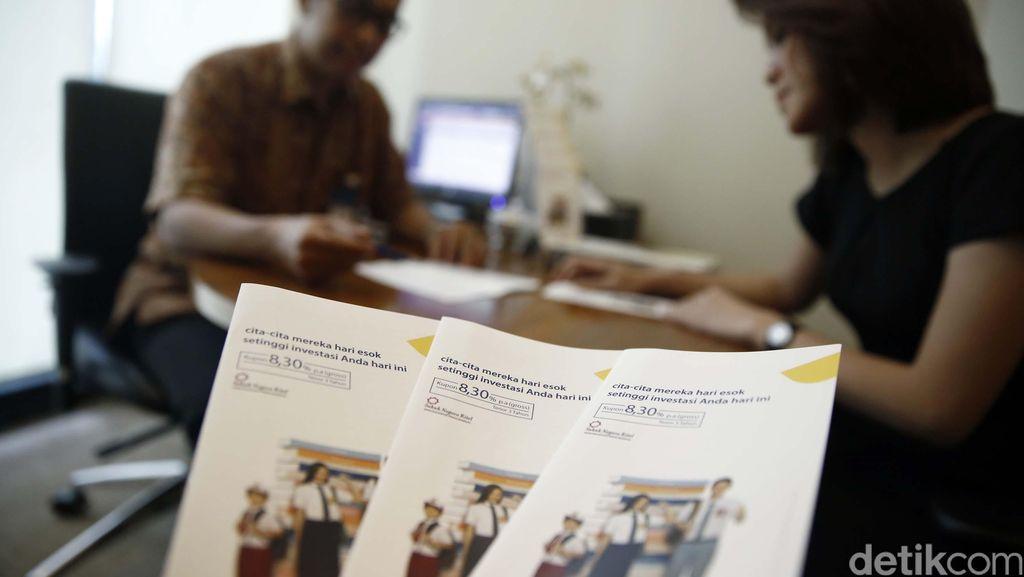 Pemerintah Tawarkan Sukuk Ritel dengan Imbal Hasil 5,9%