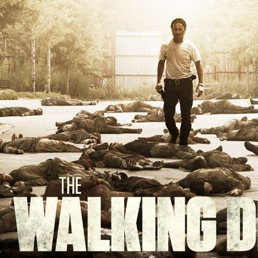 The Walking Dead Musim Kedelapan Rilis Teaser Mid Season