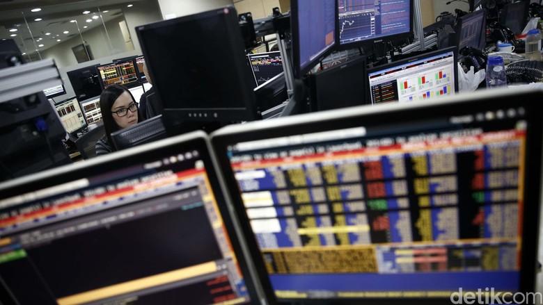 OSO Securities: IHSG Akan Bergerak Konsolidasi