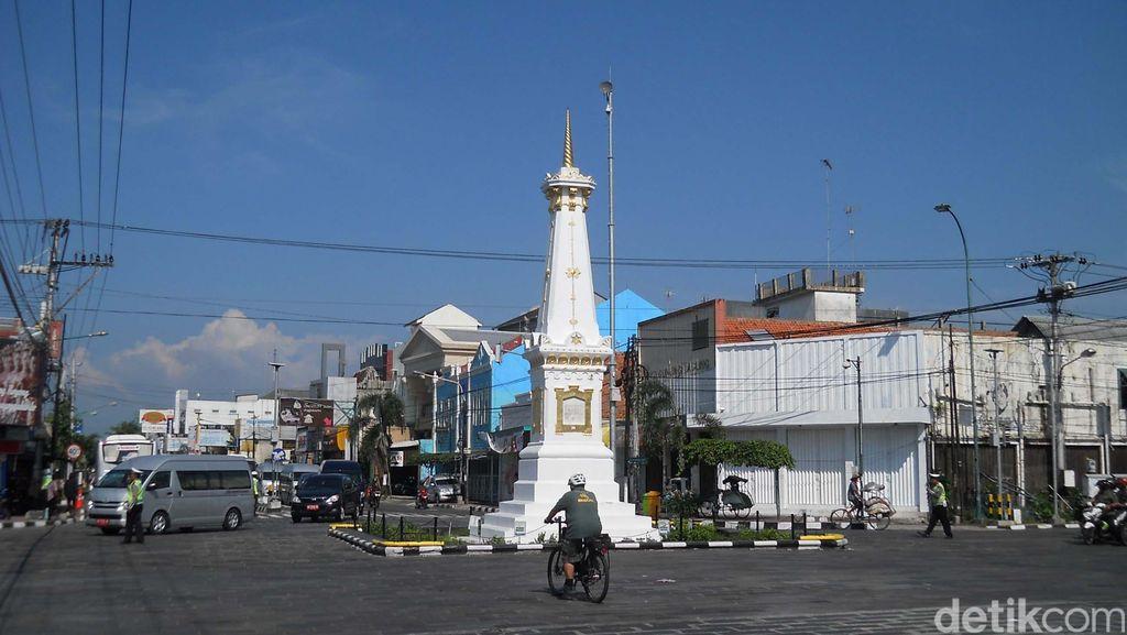 Tugu Yogyakarta, Landmark Paling Terkenal di Kota Gudeg
