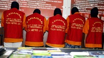 Polisi Bekuk Lima Pelaku Penipuan via Online Shop