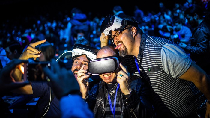 Samsung Gear VR. Foto: GettyImages/David Ramos