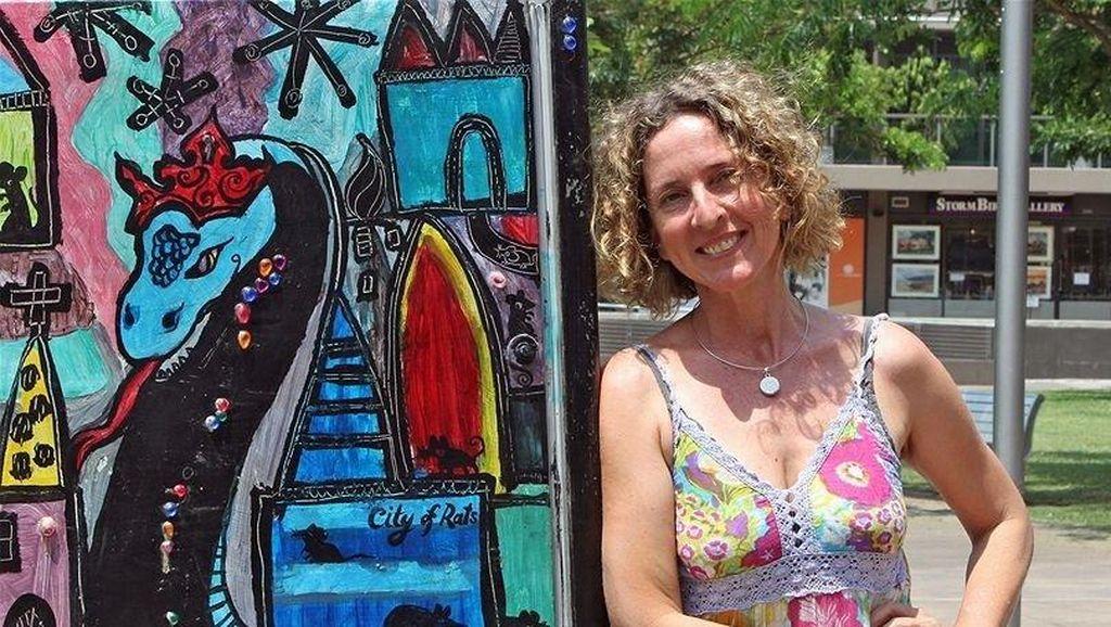 Mengeksplorasi Keindahan Bali yang Menegangkan di Mata Penulis Australia