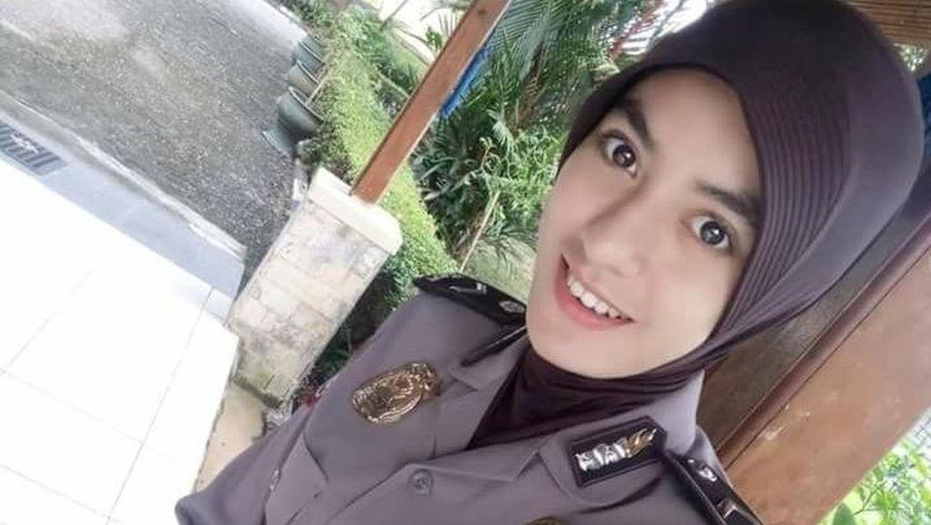 Dwi Tiara Rusci, Polisi Cantik Asal Sulawesi Tenggara Peserta Hijab Hunt 2016