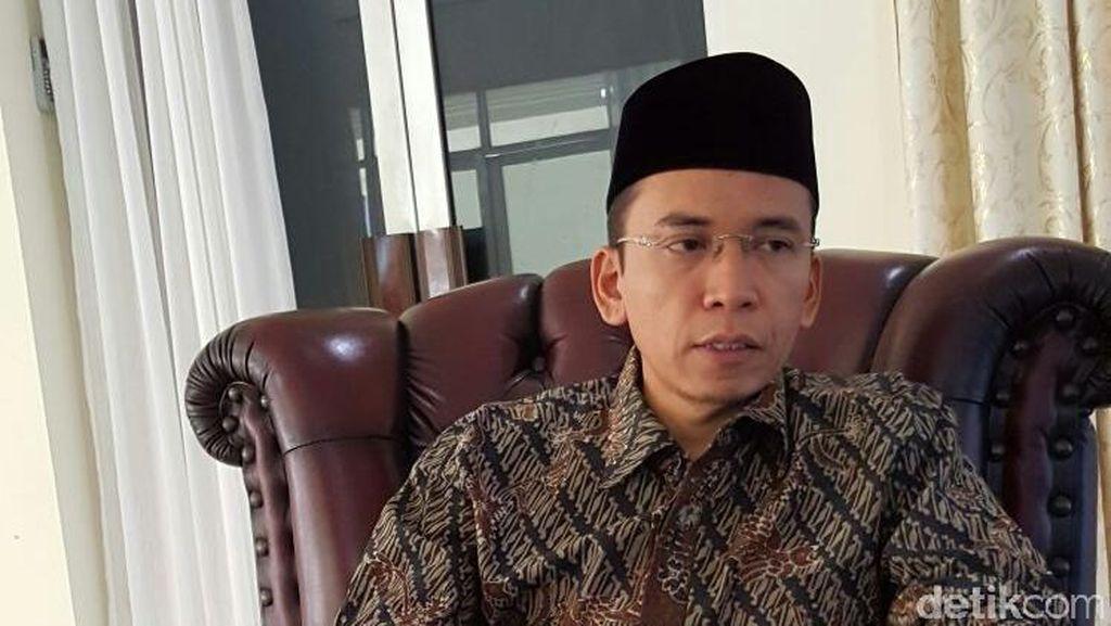 Di Depan Jokowi, Gubernur NTB Curhat Harga Bawang-Cabai Naik Turun