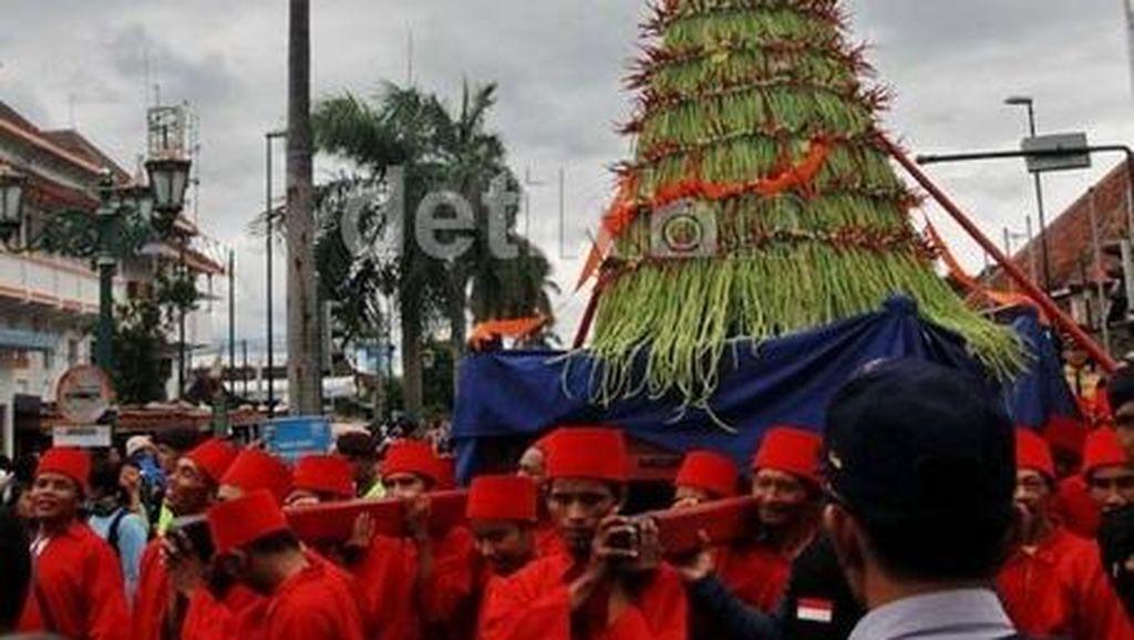 Grebeg Syawal & Maulud, Serunya Bikin Kangen Yogyakarta