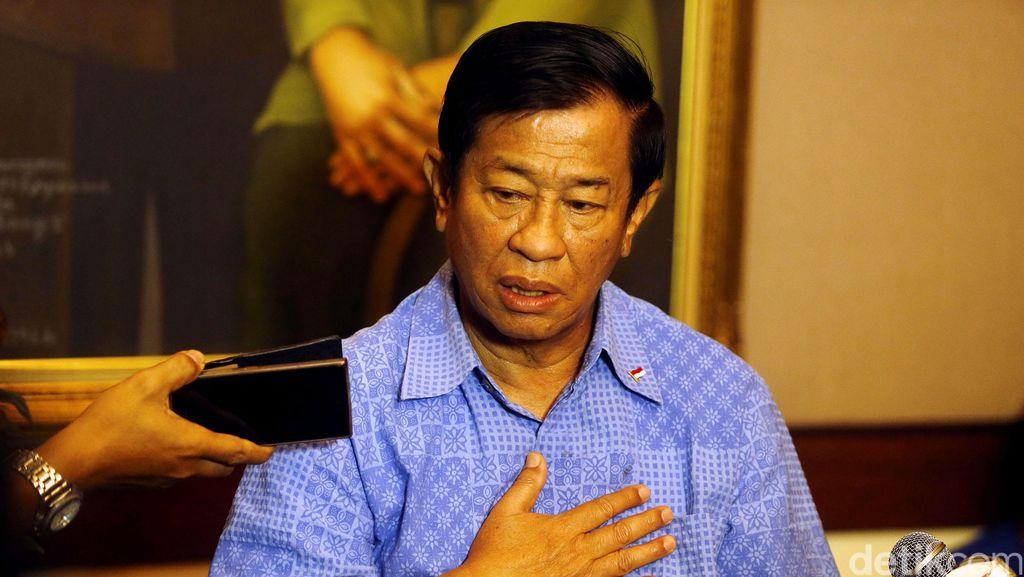 Pemilihan Ketua Umum PSSI, Agum Gumelar Jamin Tak Ada Politik Uang