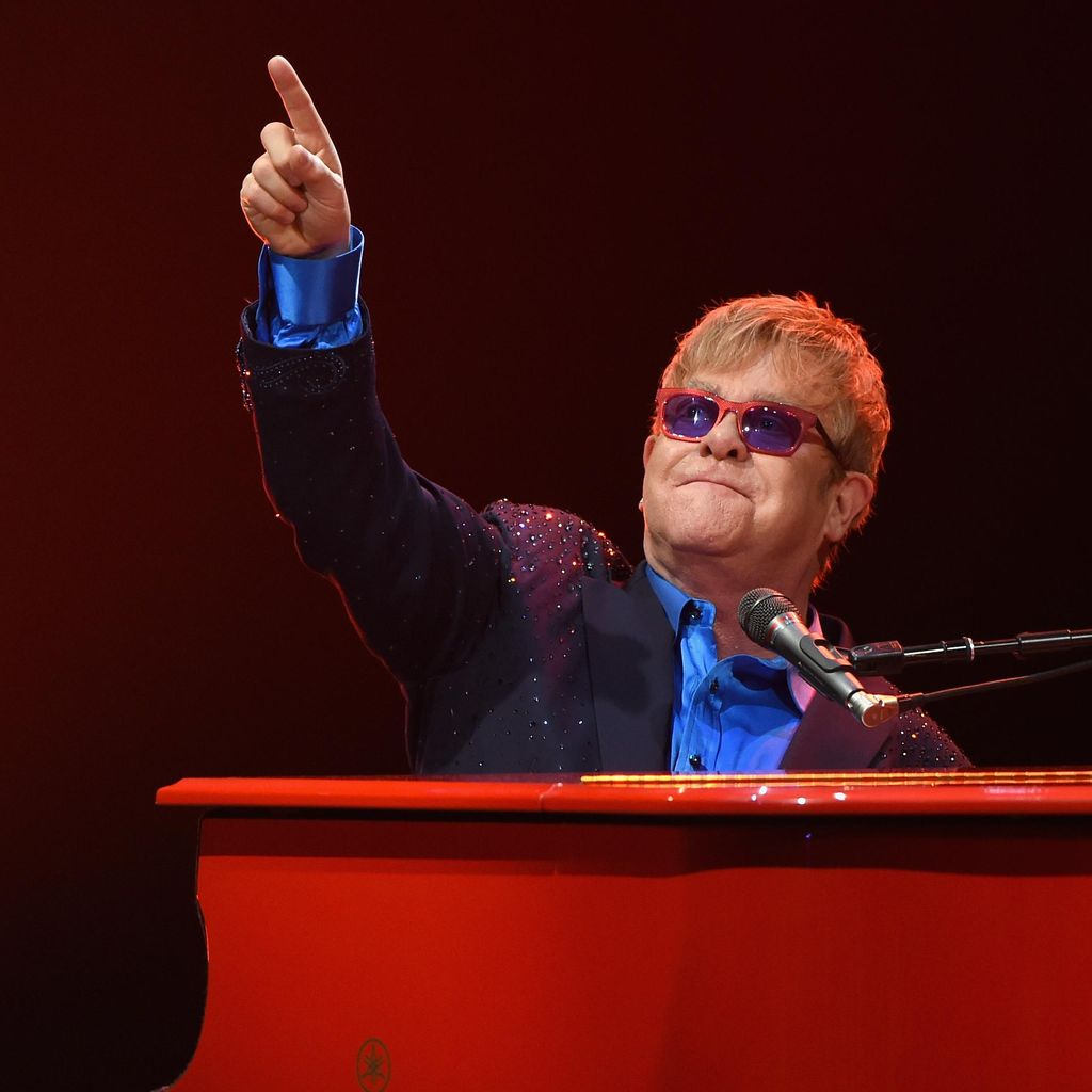Ed Sheeran hingga Coldplay Bakal Beri Warna Baru di Album Elton John