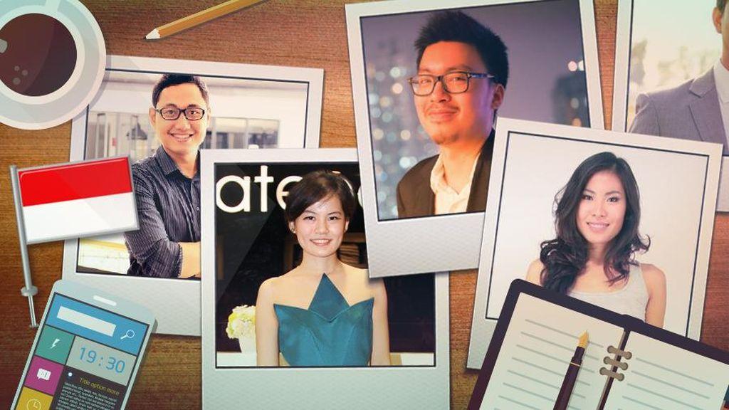 Wajah 16 Anak Muda Indonesia Yang Masuk Daftar Forbes