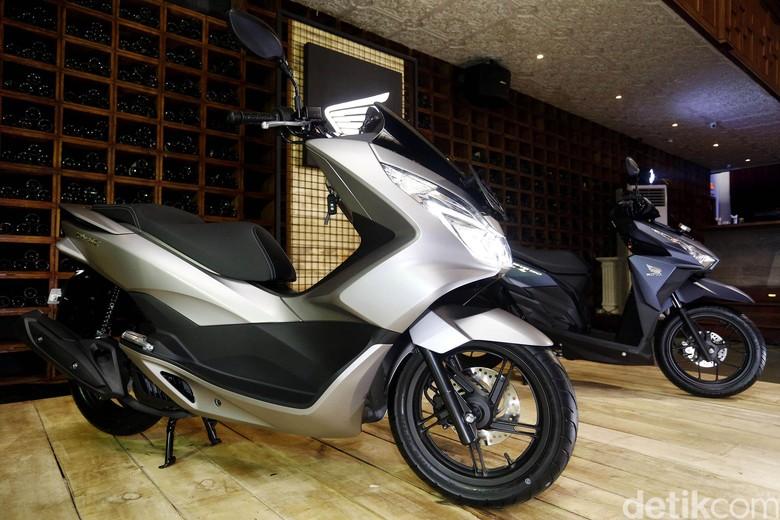 Honda: PCX Buatan Indonesia, Tunggu Tanggal Mainnya