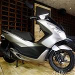 Kapan PCX Bisa Dibuat di Karawang, Honda?