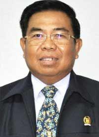 Waket F-PD-PAN DPRD DKI Ahmad Nawawi