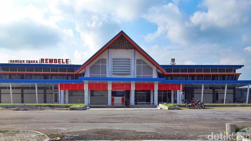 Ini Bandara Rembele di Aceh yang akan Diresmikan Jokowi Pekan Depan