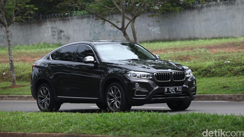 Mobil Bekas BMW Jadi Favorit Orang Jakarta