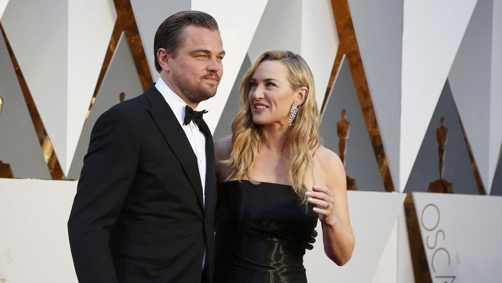 20 Tahun Berlalu, Ini Bukti Kate dan Leo Belum Move On dari Titanic