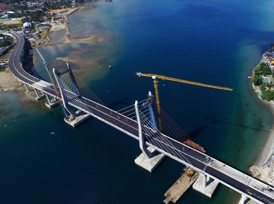 Kisah Jembatan Terpanjang di Indonesia Timur