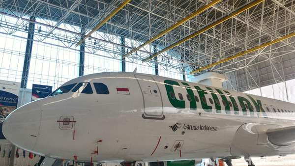 Citilink Pecat Pilot yang Mabuk Jelang Terbang