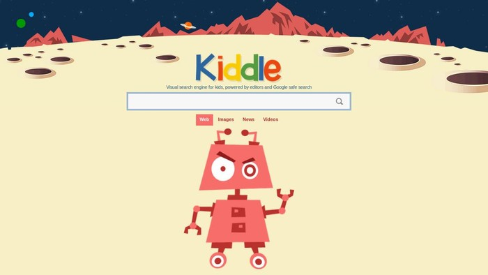 Foto: screenshot Kiddle