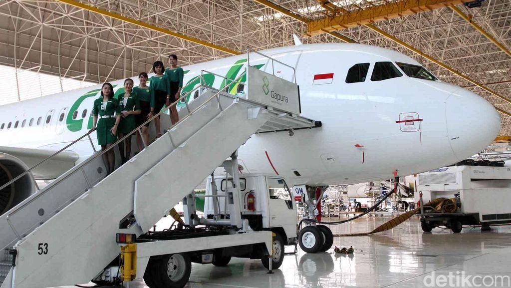 Citilink Terima Kedatangan Airbus 320