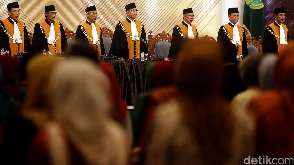 Pemerintah Bakal Buka Lowongan untuk 1.684 Hakim, Berminat?