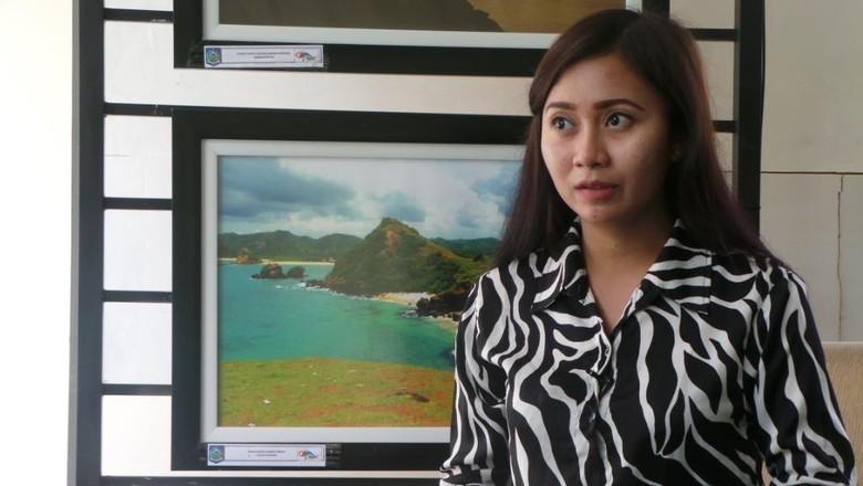 Manik Puspita, Putri Cantik yang Berjuang Promosikan Wisata NTB ke Dunia