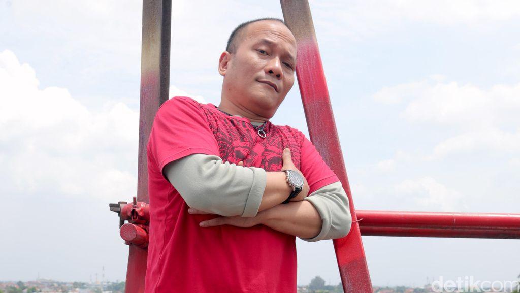 Kembali Setelah Kasus Narkoba, Iwa K: Ada Energi Tersendiri di Sini
