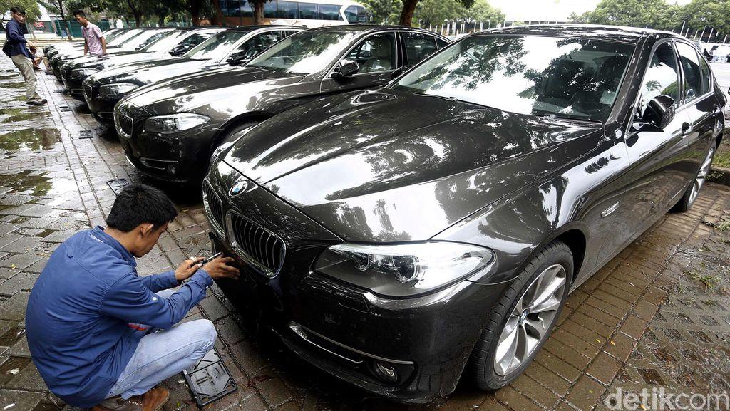 BMW Seri 520d untuk KTT OKI