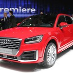 Keren, Crossover Listrik Audi Siap Diperkenalkan Tahun Ini