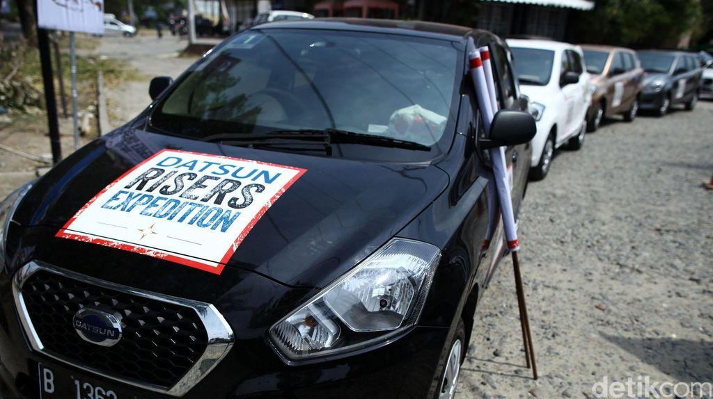 Gempa 7,8 SR di Mentawai, Tak Halangi Datsun Risers Expedition