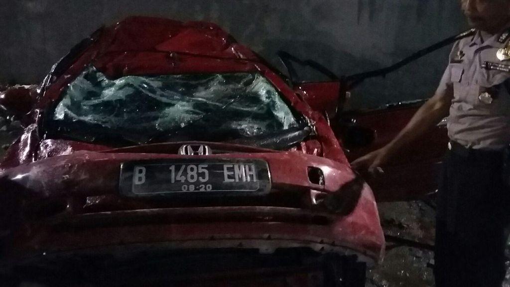 Mobil Jatuh dari Parkiran, Polda : Itu Human Error
