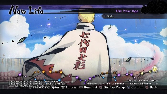 Foto: screenshot Naruto Ultimate Shippuden Ninja Storm 4