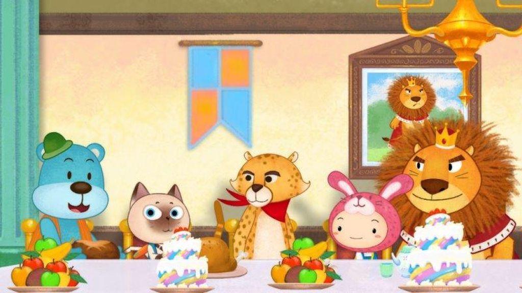 Maret Ceria Bersama Seri Animasi Miao Mi