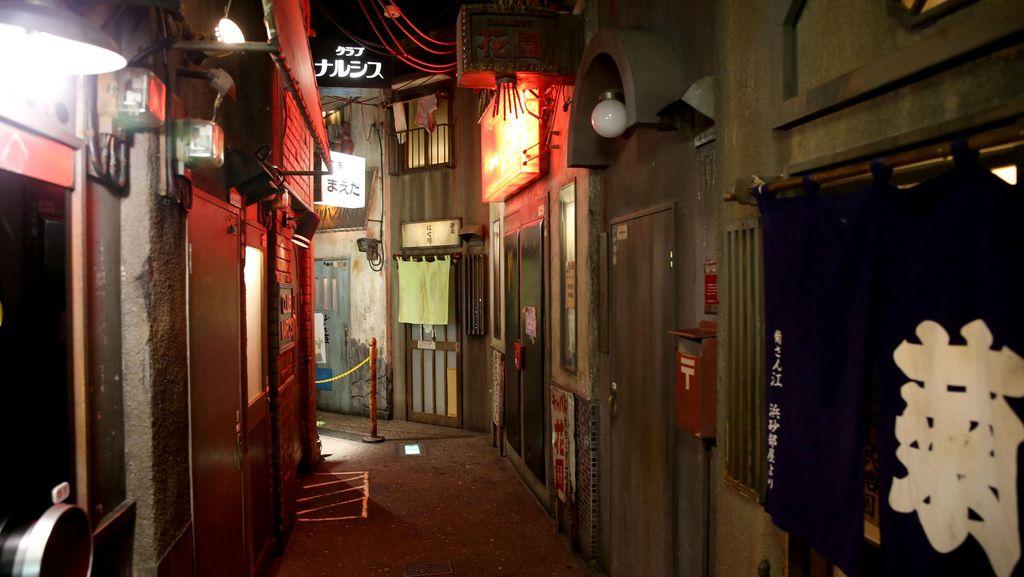 Museum Ramen, Sensasi Mesin Waktu Jepang Tahun 50-an