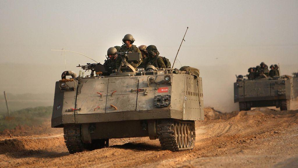 Ketika Tentara Israel Nyasar Gara-gara Waze