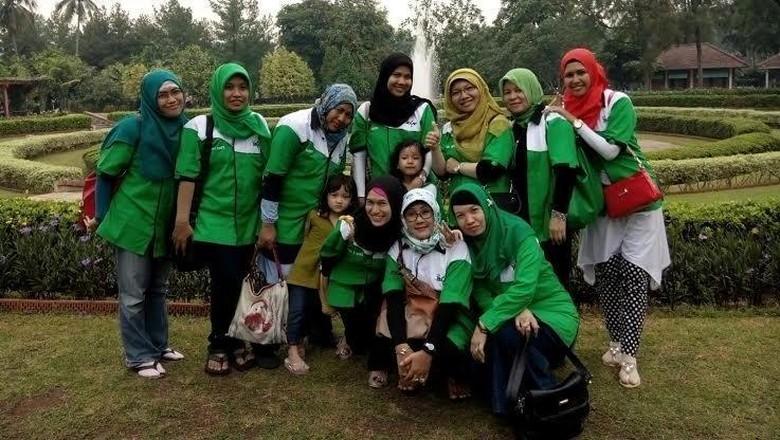 Pecinta Spin Wilayah Bogor Kopdar di Cibubur