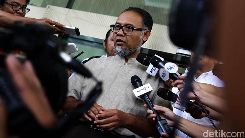 Pansus Angket KPK Datangi Sukamiskin, BW: Matinya Nurani Keadilan