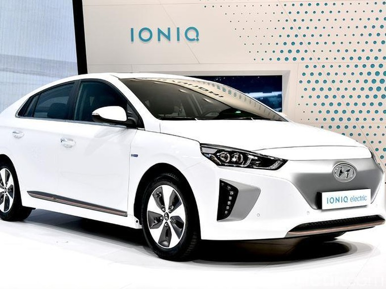 Hyundai Yakin Ioniq Mampu Kalahkan Prius
