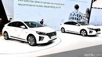 Mobil Listrik Hyundai Ioniq Bakal Dibawa ke Indonesia