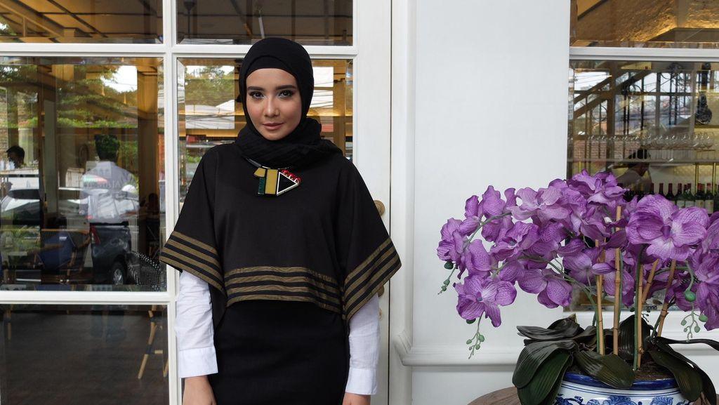 Zaskia Sungkar Akan Rilis Label Sepatu Perdananya di IFW 2016