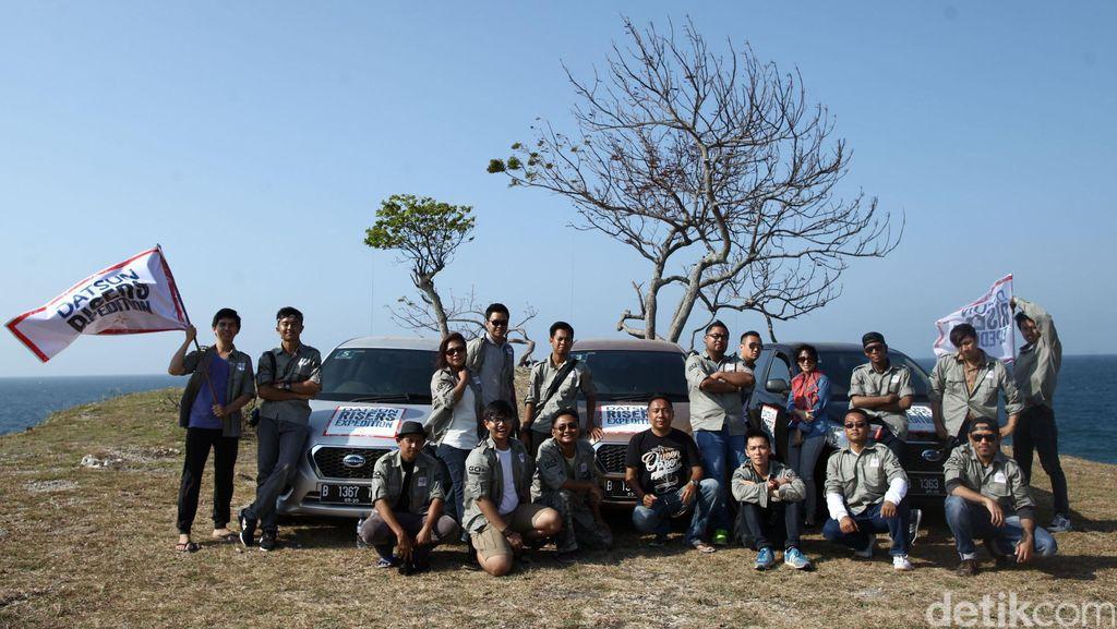 Datsun Risers Menikmati Indahnya Ujung Dunia