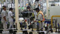 Robot Tak Bisa Gantikan Peran Manusia dalam Memproduksi Mobil