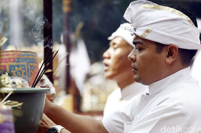 Ilustrasi Hari Raya Nyepi (Foto: Rengga Sancaya/detikcom)