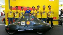 Bodi Mobil Kecil dan Ringan Jadi Rahasia Tim Sapu Angin ITS Raih Juara Asia