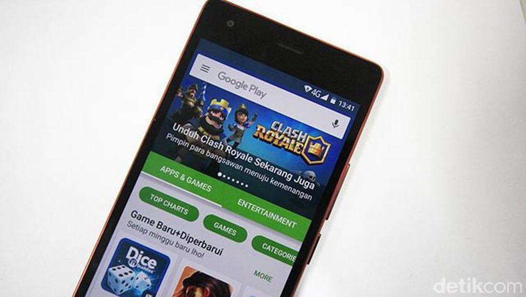 Ponsel Android Bakal dapat Sertifikasi dari Google