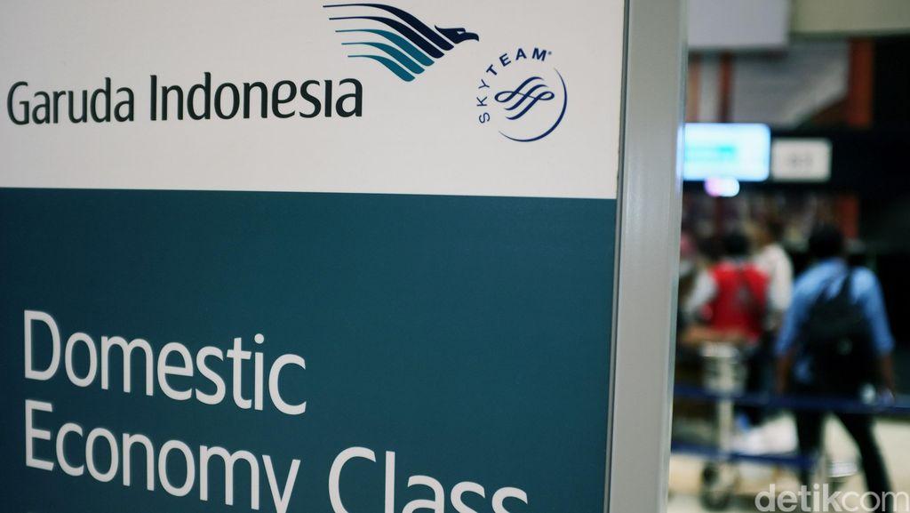 Garuda Kembali Gelar Promo di Garuda Indonesia Online Travel Fair