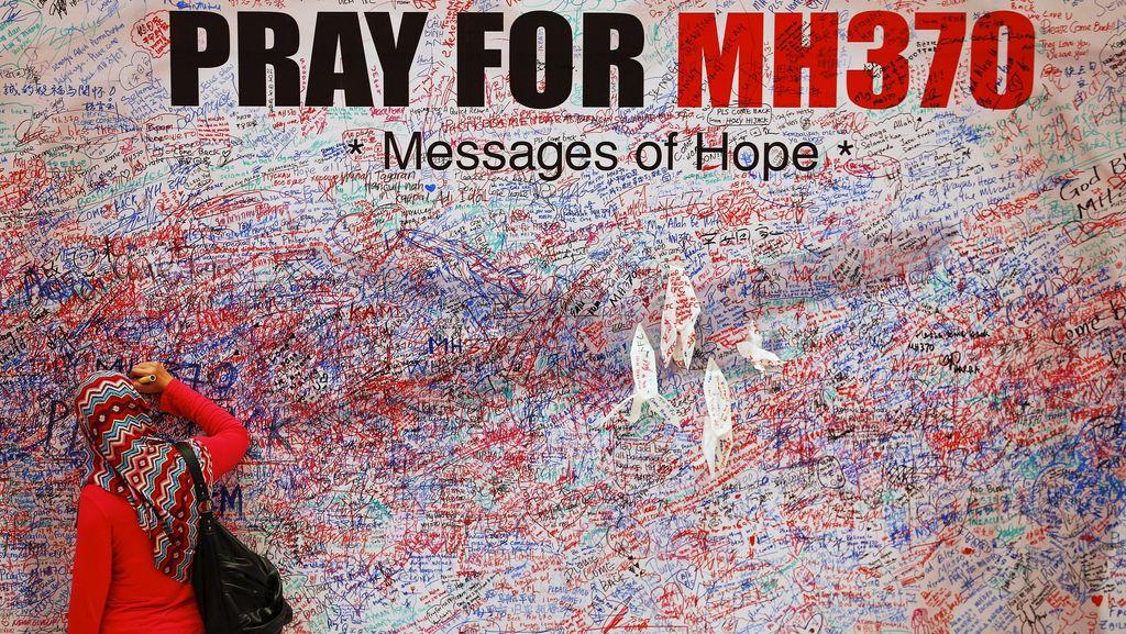 Puing Sayap di Mauritius Dipastikan Bagian dari MH370