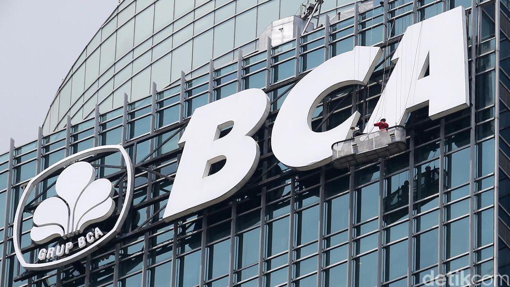 Kredit BCA di Kuartal I 2018 Naik 14,9%