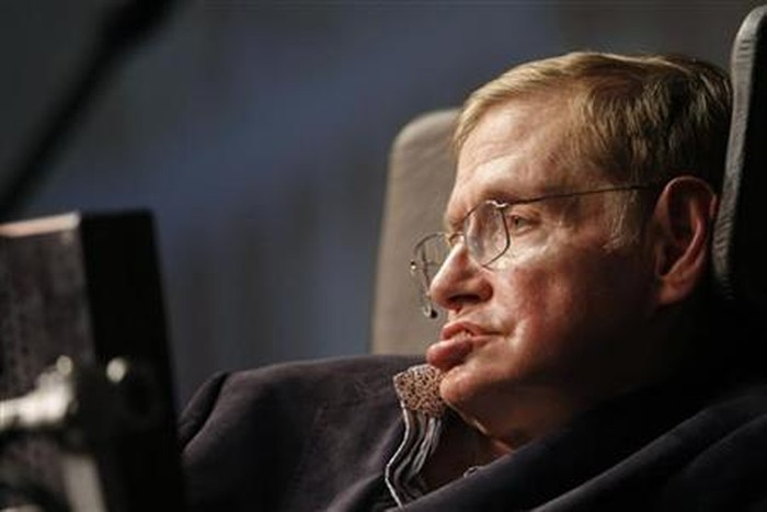 Stephen Hawking (Foto: Reuters/Mike Hutchings)