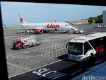 Lion Air Alihkan Penerbangan ke Jayapura Akibat Cuaca Buruk